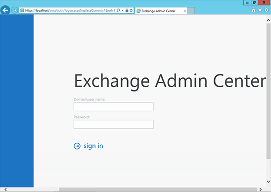 Install an SSL Certificate on an Exchange 2013 server step 4