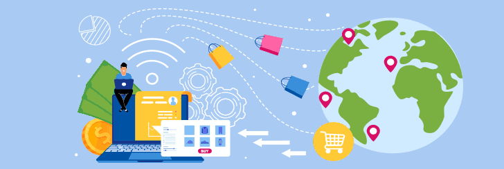 Ecommerce expands customer reach